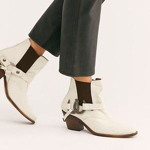 Free People Lady Luck Ankle Boot